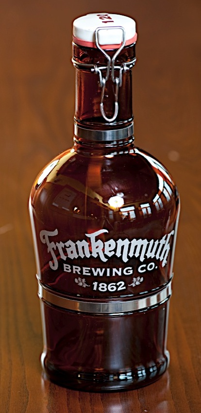 frankenmuth brewery growler frankenmuth brewery