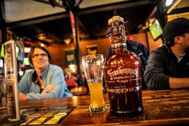 Now on Tap: Kilt Lifter Scottish Ale