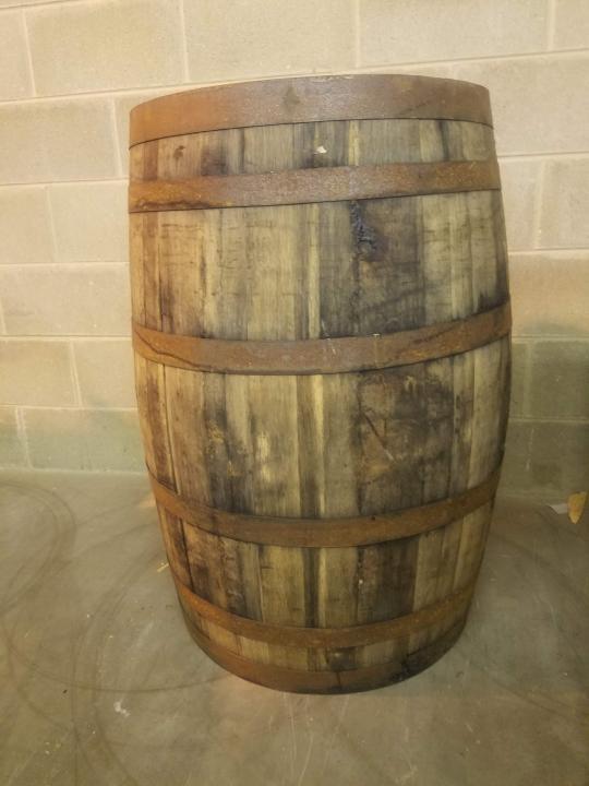 Bourbon Barrel – Used