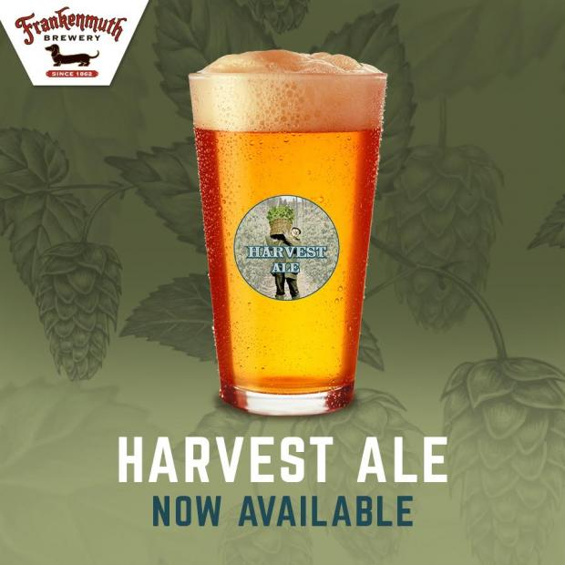 Now on Tap: Harvest Ale 2016
